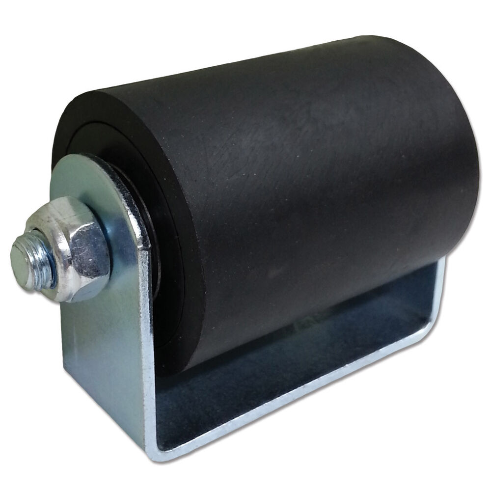 Slide Fencing Gate Rollers Top Guide Rubber Hard Plastic 3