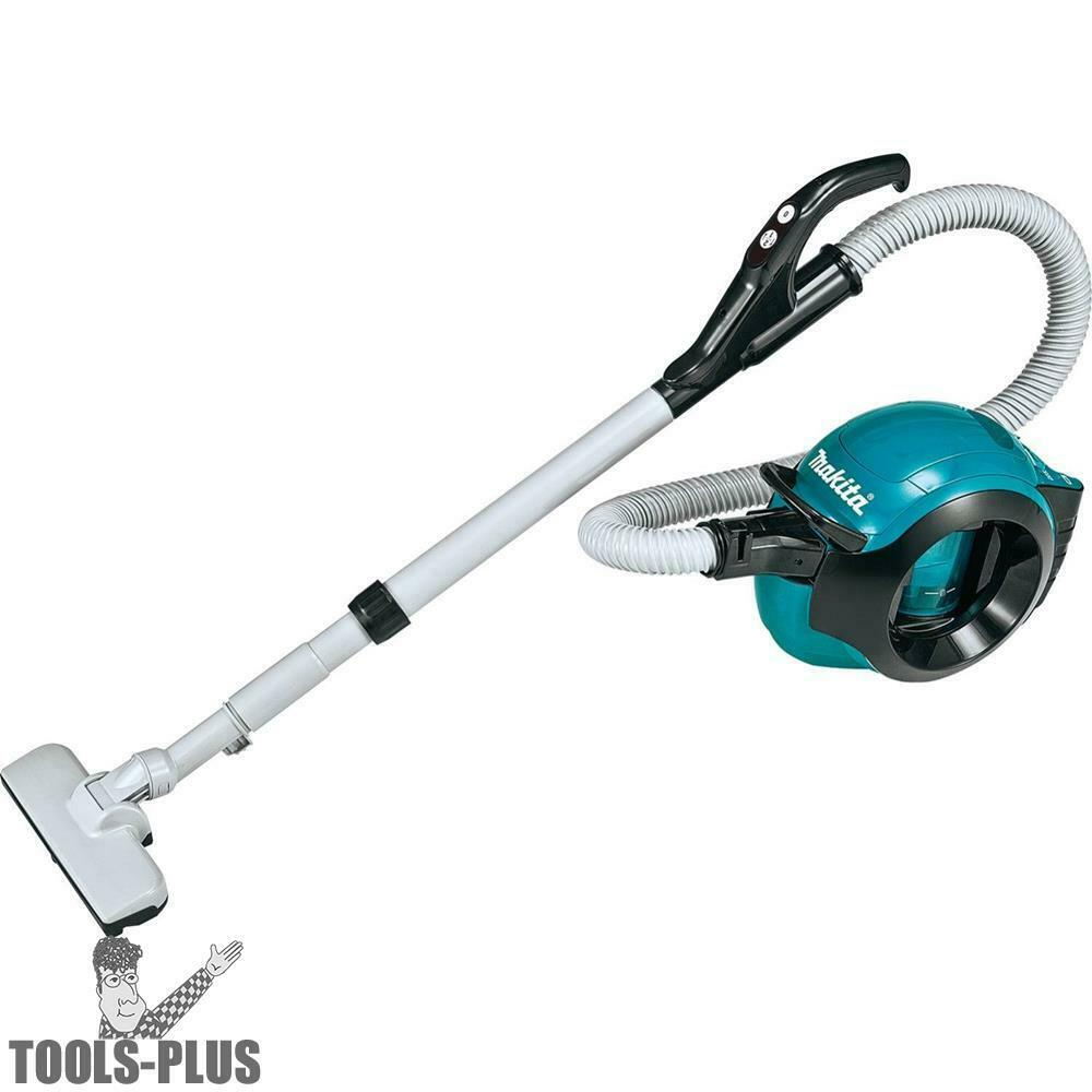 makita cordless 18v lxt cyclonic canister vacuum cleaner. Black Bedroom Furniture Sets. Home Design Ideas
