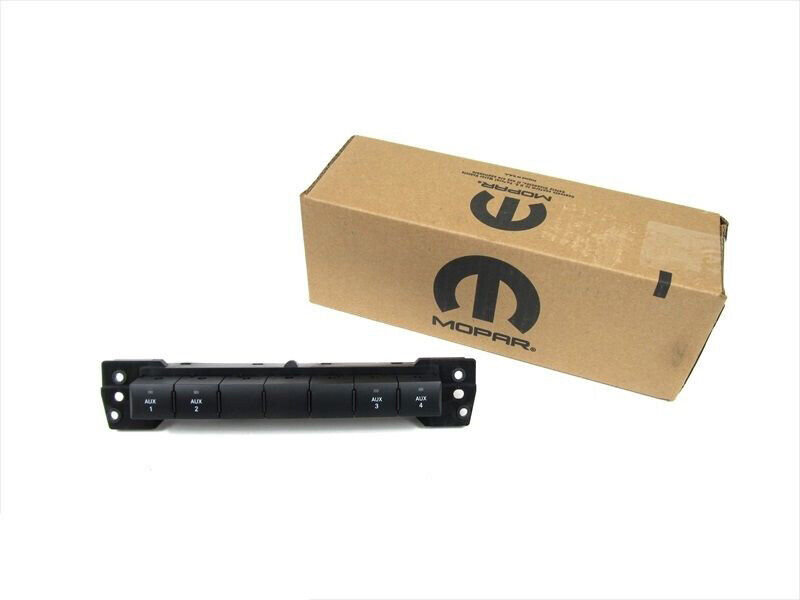 11-12 DODGE RAM 3500 4500 5500 DASHBOARD AUXILIARY SWITCH ...