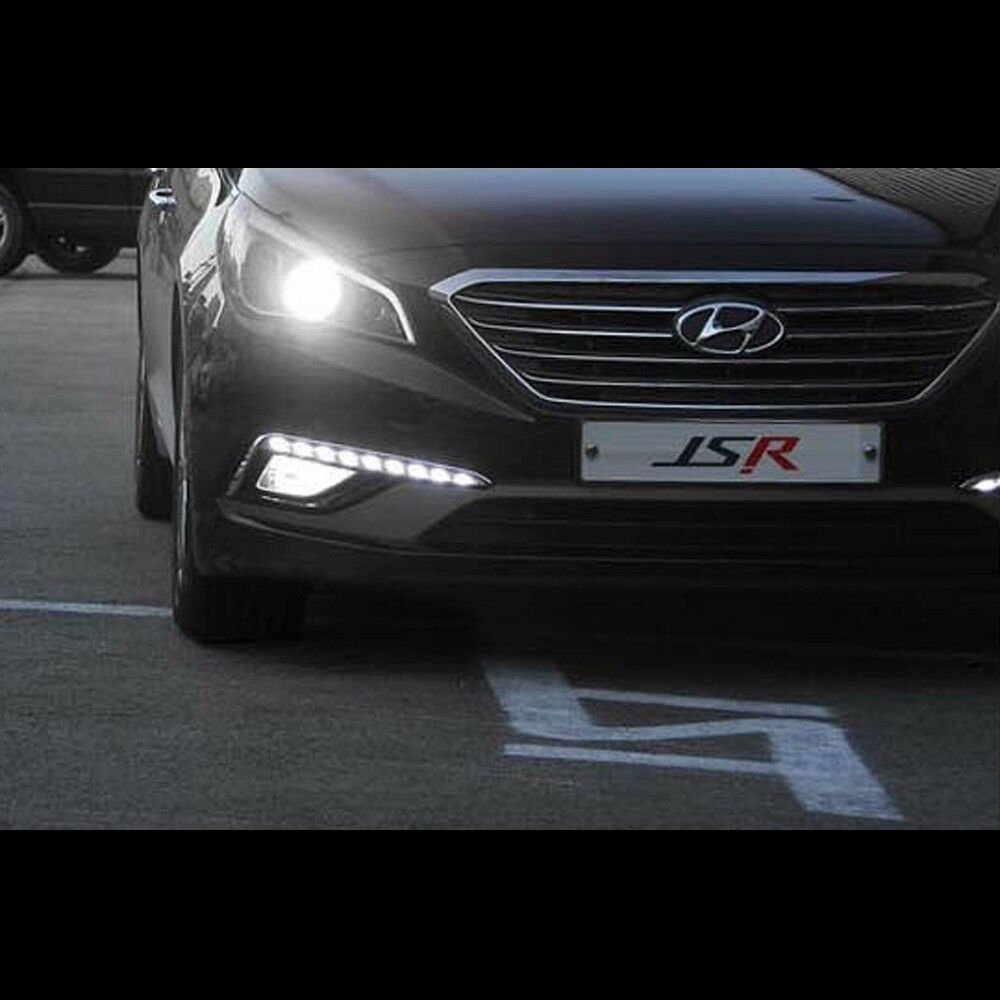 Daytime Running Light Drl Led Day Lights For Hyundai