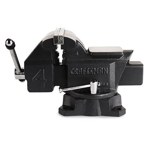 New Craftsman Bench Vise Clamp Machine Repair Woodworking Vice Tools ...