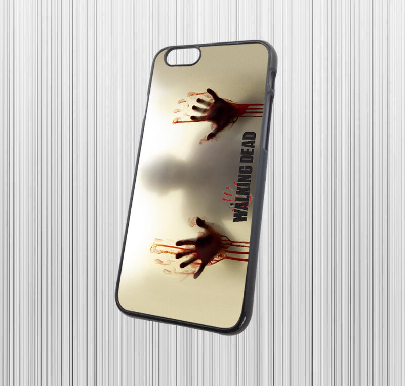 for iPhone 6/6s case cover- blood hand
