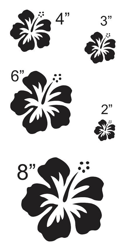 Influential image intended for printable flower stencil