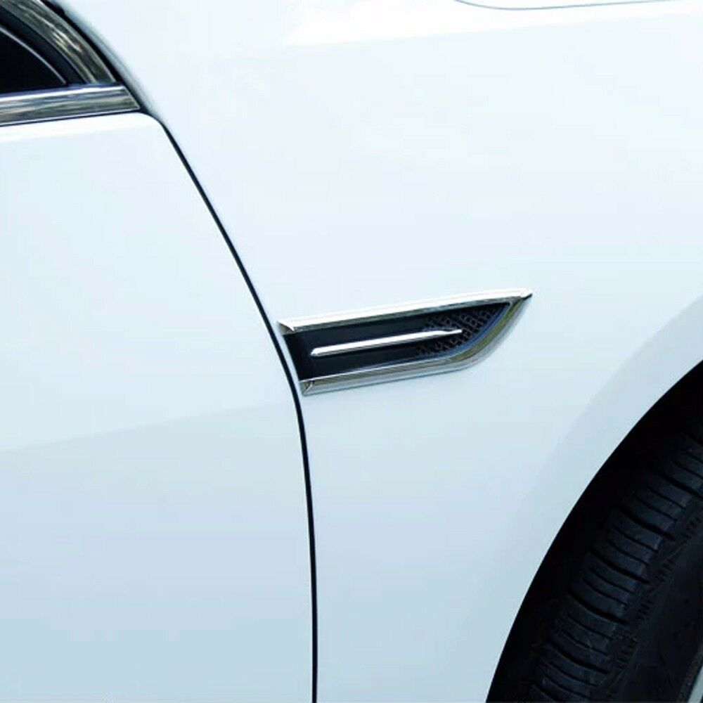 Side Fender Garnish Molding Trim For Chevrolet Malibu 2012