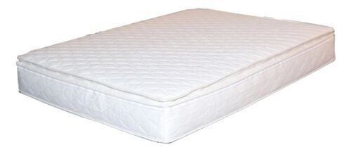 LEGACY LILLY PILLOWTOP HARDSIDE WATERBED MATTRESS COVER