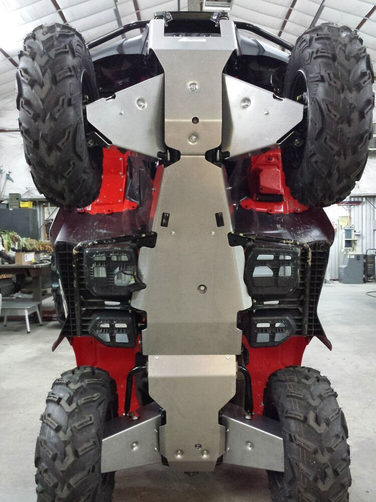 Honda RUBICON 500 IRS 2015-2018 Special Package Deal GUARDS ARMOR Skids | eBay