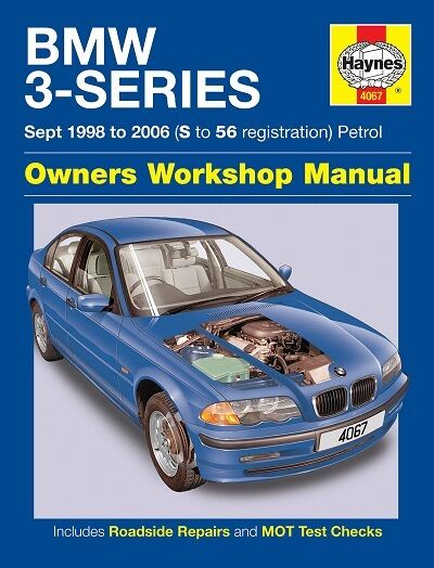 bmw 3 series e46 316 318 320 325 328 haynes manual 4067 ebay rh ebay co uk haynes manual 4067 pdf haynes manual 2007 acura rl