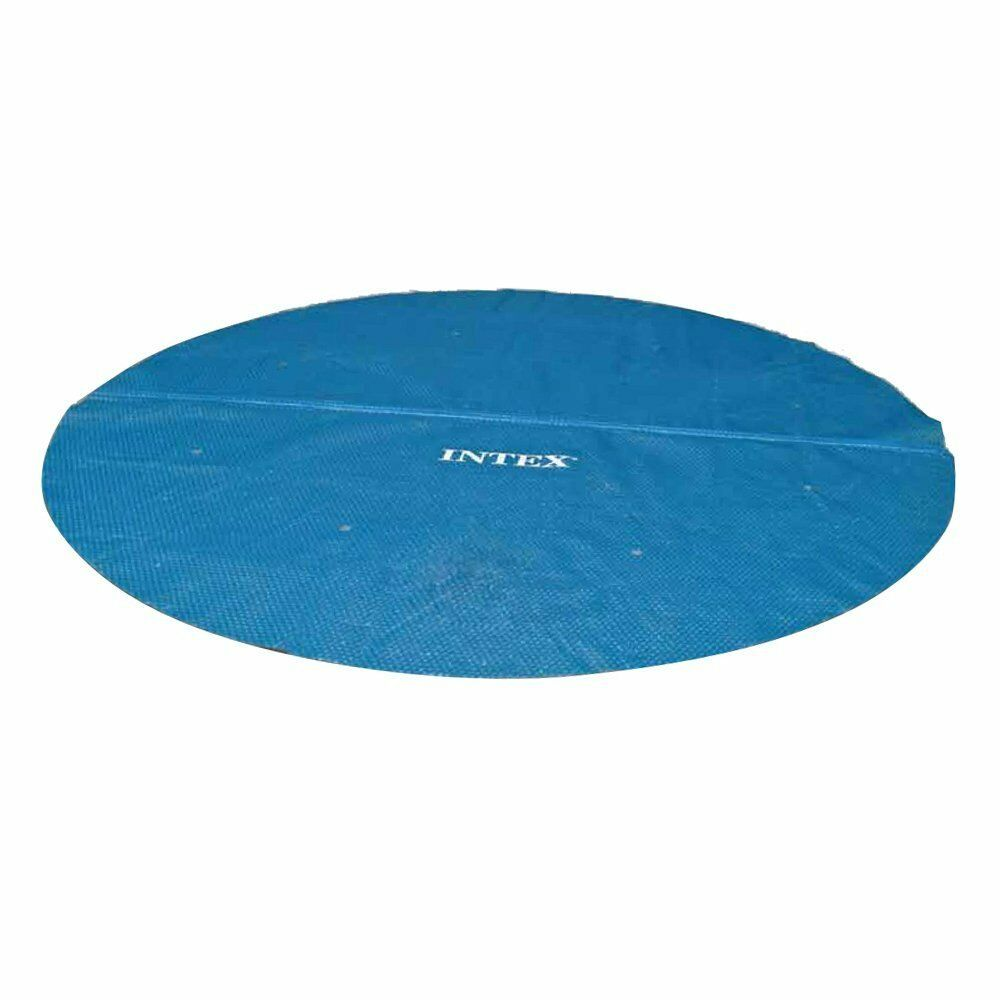 Brand New Intex 12 Ft Above Ground Inflatable Swimming Pool Cover Bestdealer Ebay