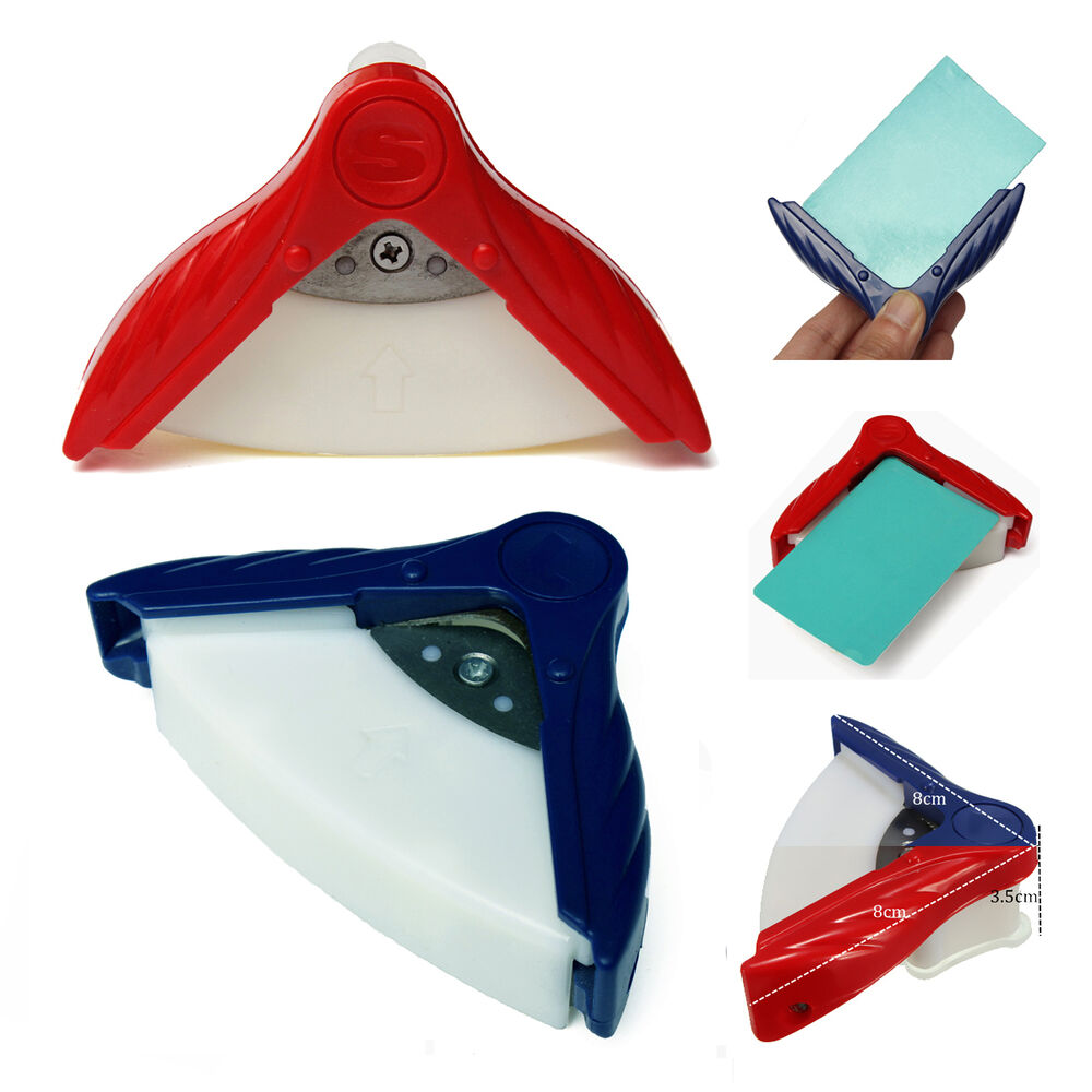 R5 r10 corner rounder paper punch photo cutter tool craft for Paper cutter for crafts