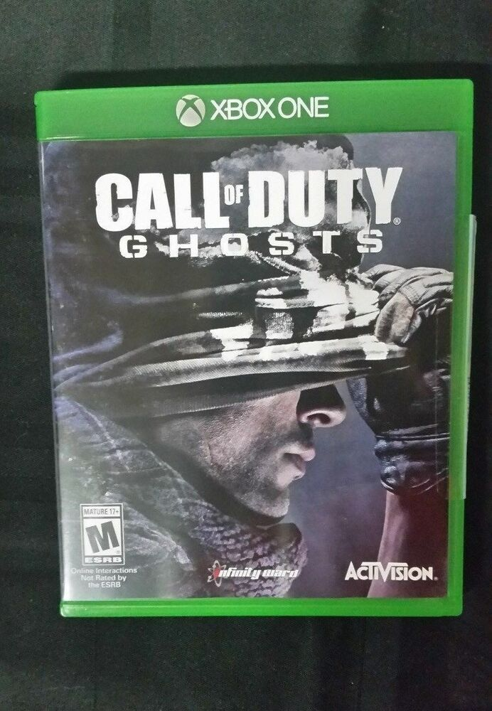 Buy Call of Duty Ghosts XBox One Game Download Compare Prices