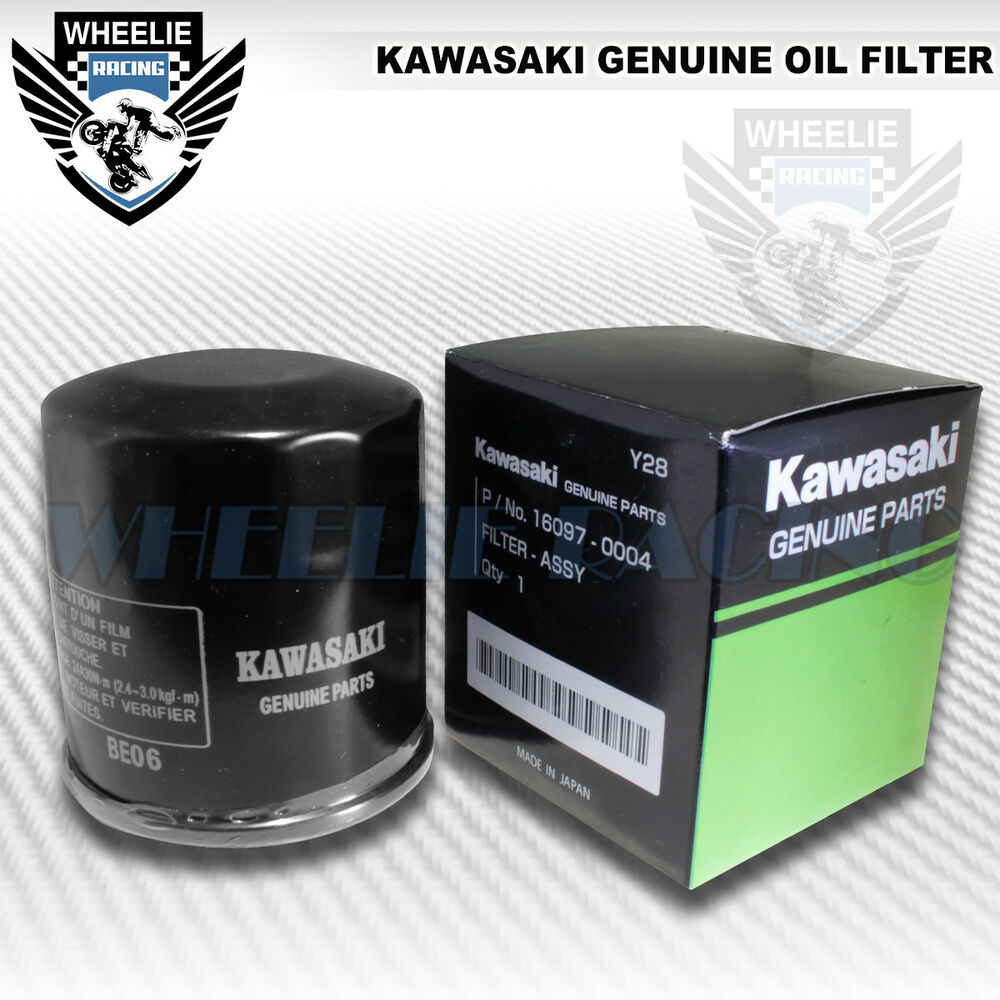 Kawasaki Brute Force Oil Filter