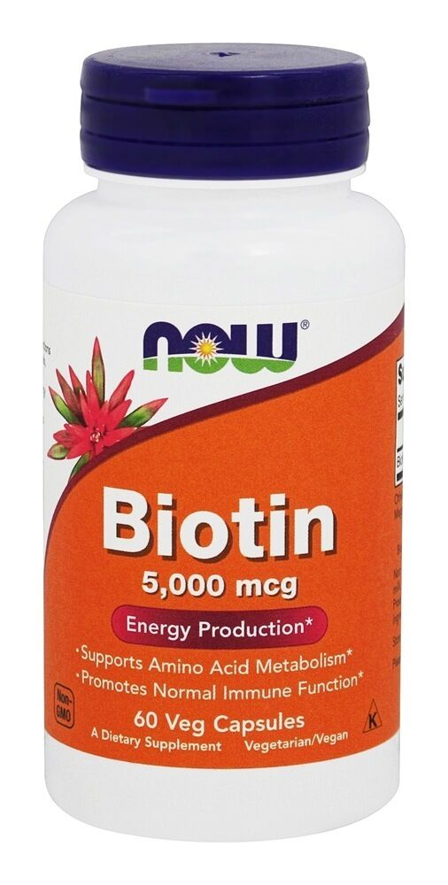 What is biotin 5000