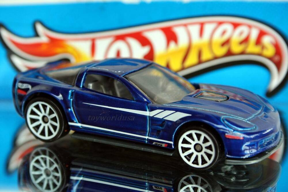 2014 Hot Wheels Multi Pack Exclusive 2009 Chevy Corvette