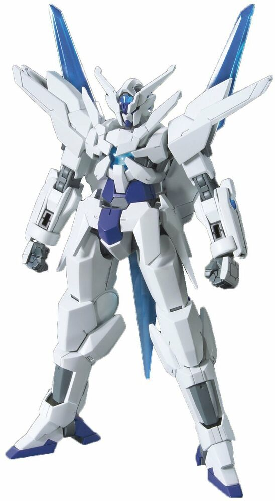 New Bandai HG Build Fighters Transient Gundam 1/144 Scale Kit Figure Japan | eBay