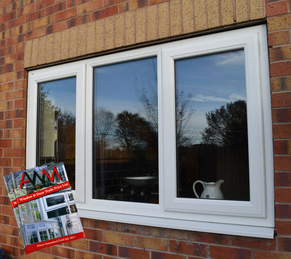 Upvc window and door a6 40 page trade price list ebay for Windows and doors prices
