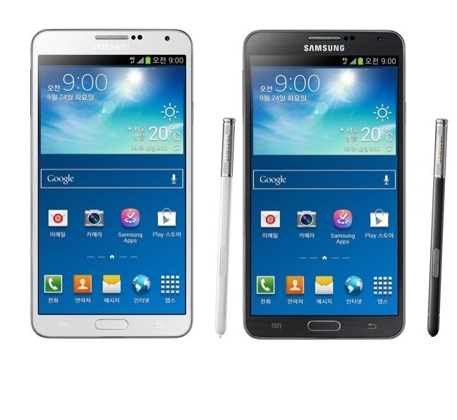 samsung galaxy note3 white sm n900 lte 32gb unlocked. Black Bedroom Furniture Sets. Home Design Ideas