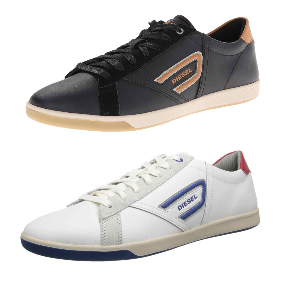 diesel grantor mens shoes leather fashion casual designer