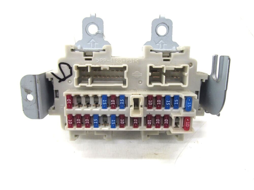 2006 nissan 350z fuse box location 2006-2008 nissan 350z coupe oem left front interior ... 350z fuse box
