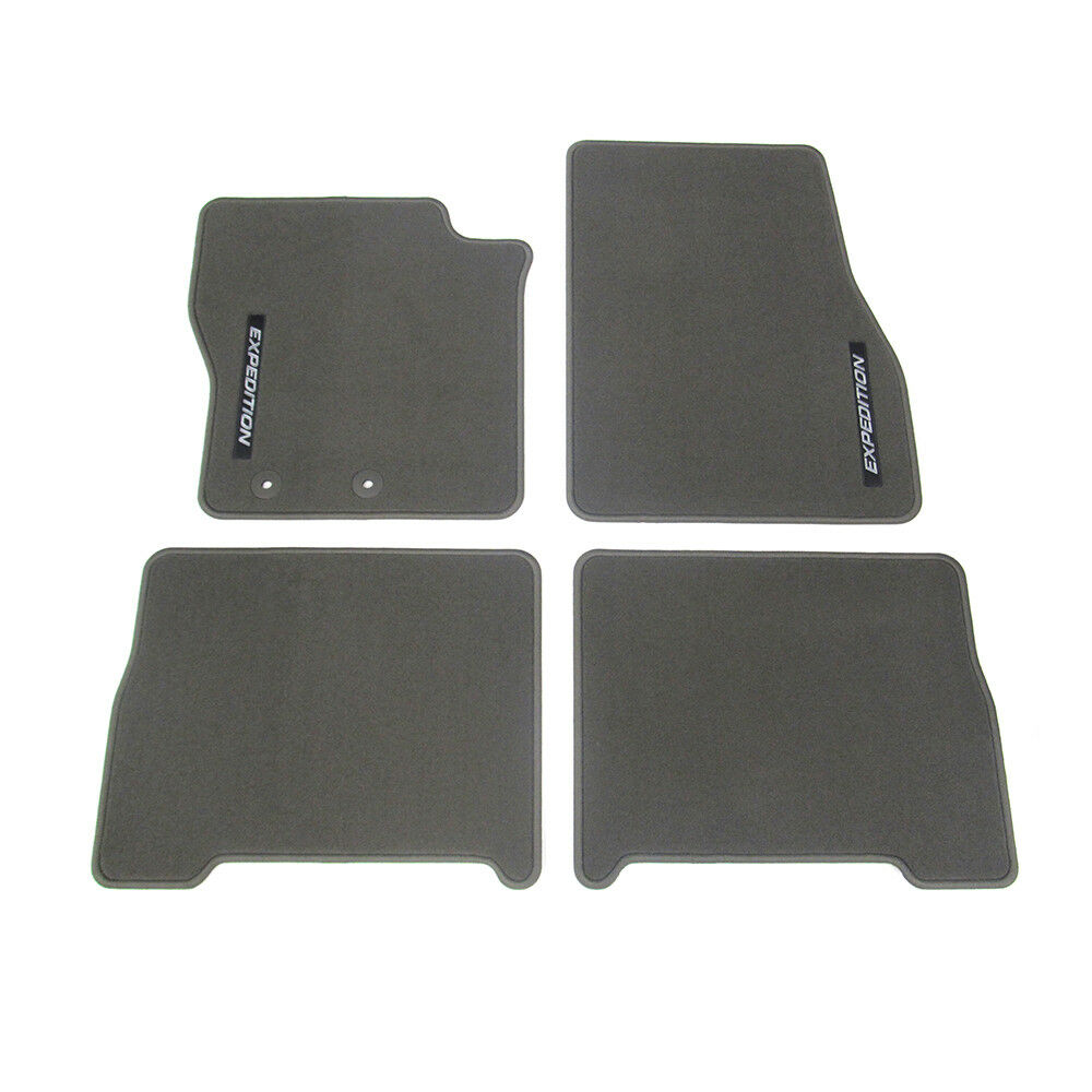 2012 2016 Ford Expedition Greystone Carpet Floor Mats
