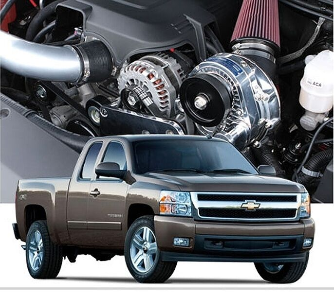 Supercharger For Silverado 4 8: Chevy GM Truck/SUV Procharger 4.8L 5.3L P-1SC-1