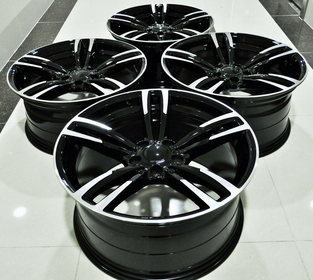 "19"" 2016 BMW M3 Style Wheels Rims Fits 1 Series 3 Series 4"