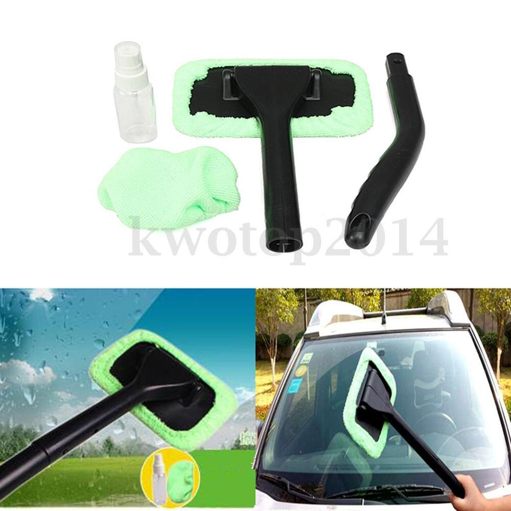 44cm washable handy windshield wonder auto car window glass wiper cleaner tool ebay. Black Bedroom Furniture Sets. Home Design Ideas