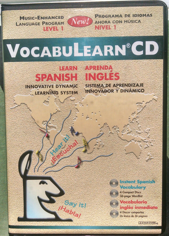 Learn Spanish Cds - YouTube