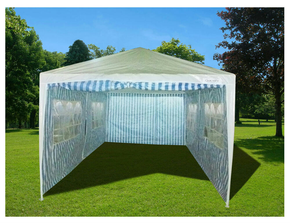 Heavy Duty Car Canopies : Quictent heavy duty outdoor party tent wedding