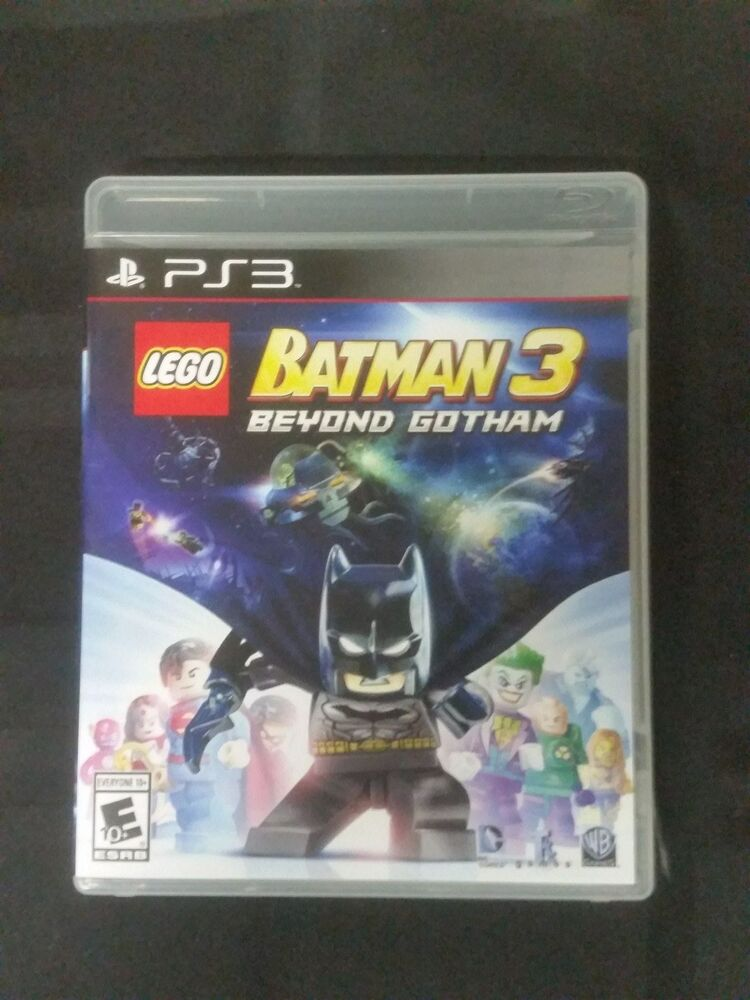 Lego Batman 3 Beyond Gotham PS3 Download (ISO) Game All ...
