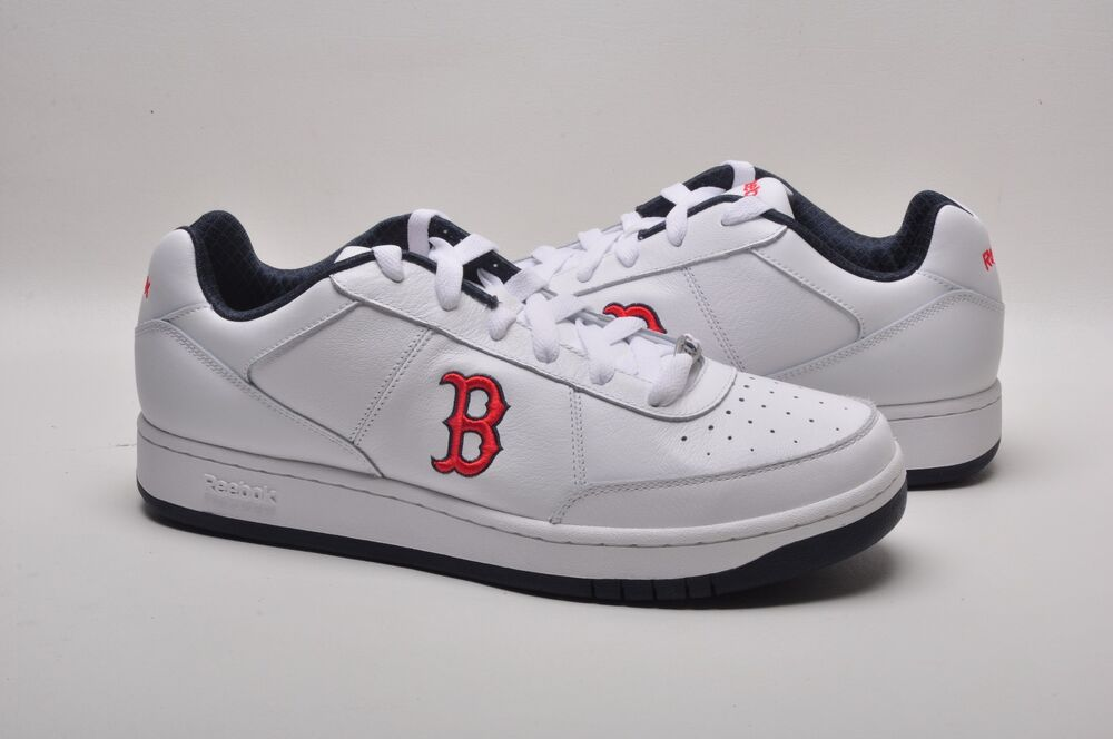 reebok s shoes mlb clubhouse exclusive 171481 sox