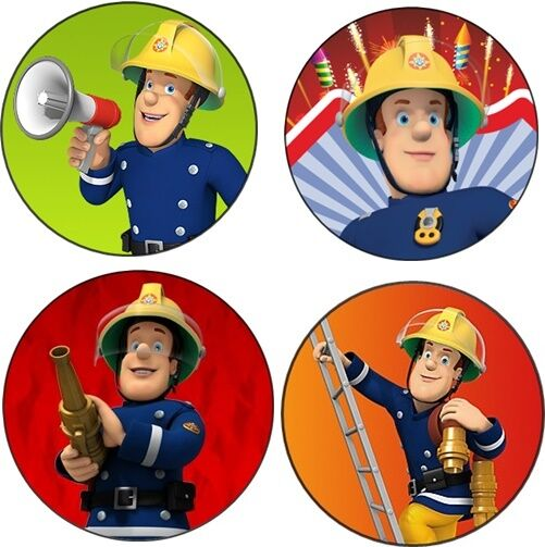 Fireman sam cupcake cloth dvd pie cloth decoration new for Novel kuchen homepage
