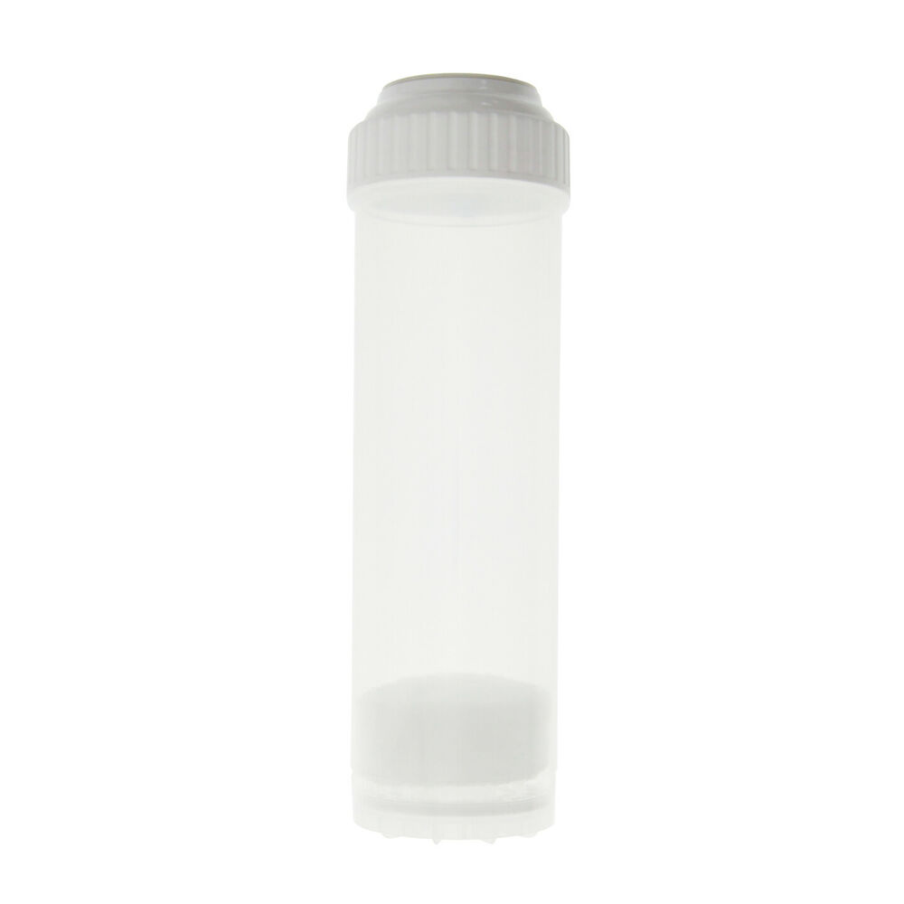Standard 10 Inch Empty Replacement Water Filter Cartridge