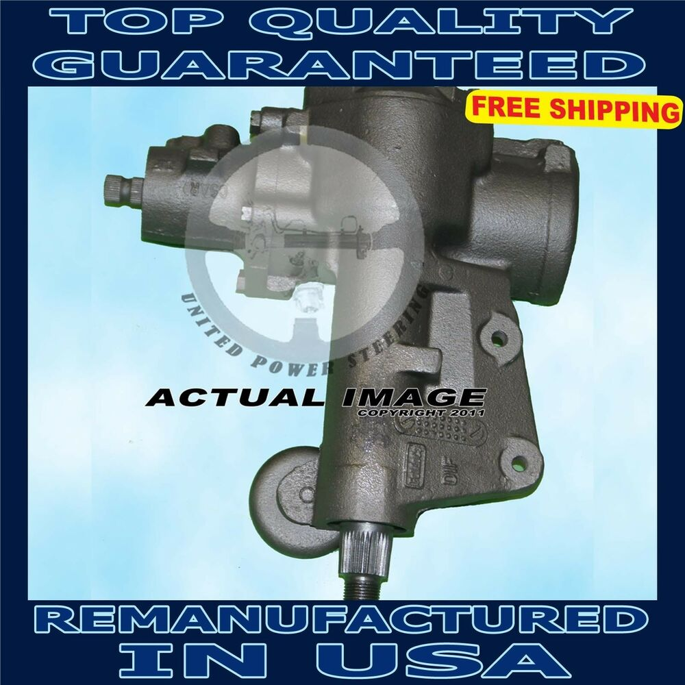 1965 1969 ford t bird continental power steering gear box