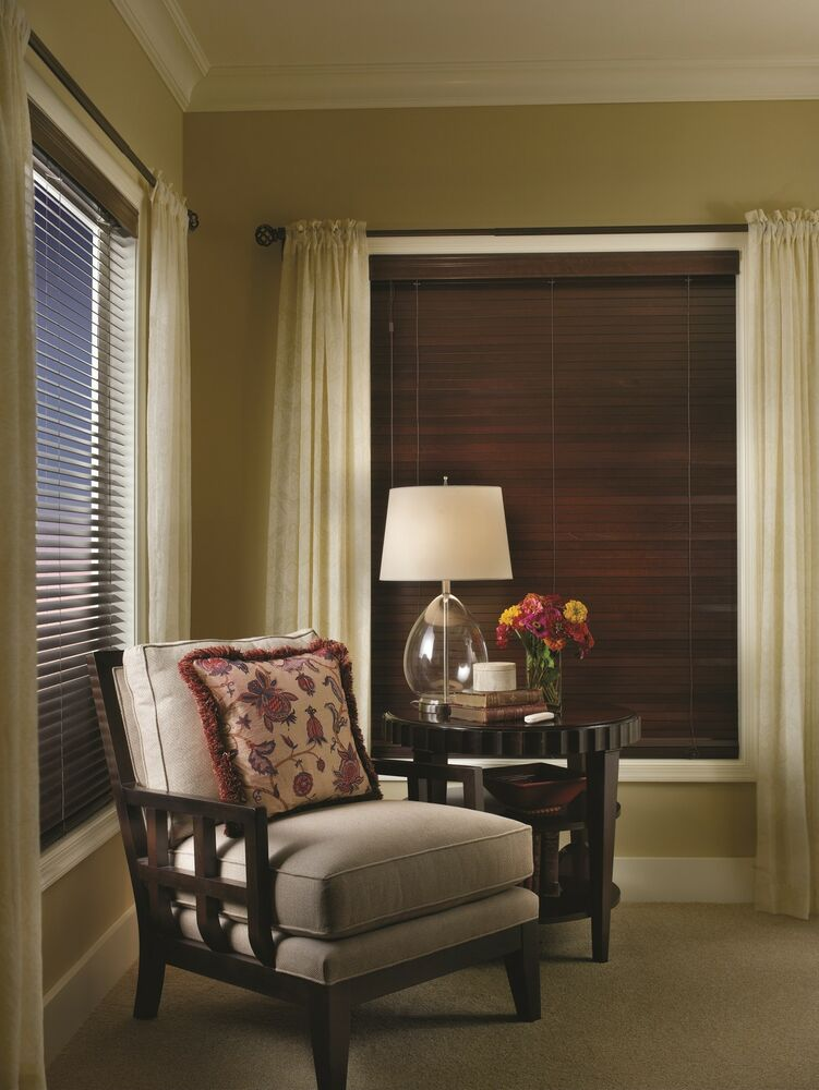 Top Down Bottom Up Blinds Black