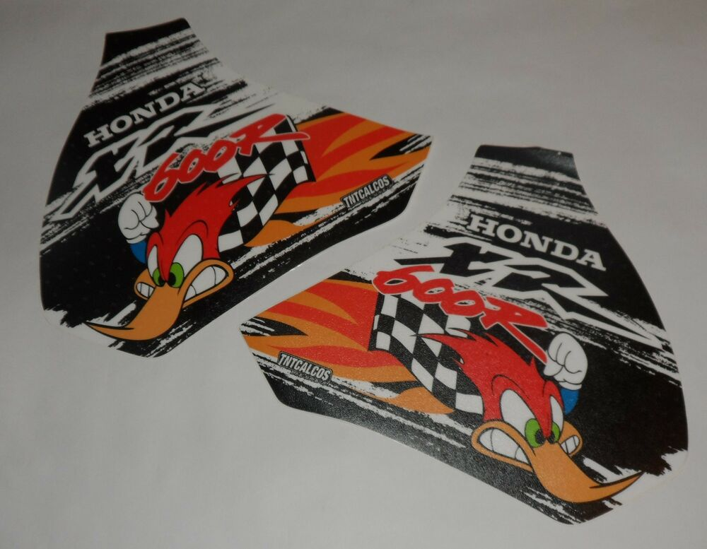 Honda Xr 600, XR600R XR600 R Tank decals Excellent Quality! Stickers, graphics | eBay