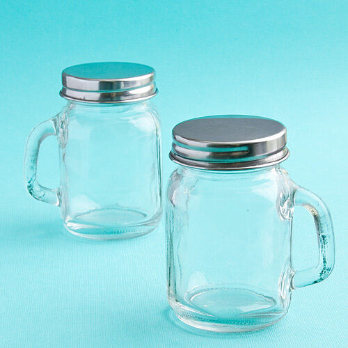 150 glass mason jars wedding favors mini size jars ebay. Black Bedroom Furniture Sets. Home Design Ideas