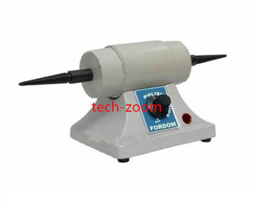 Variable Speed Bench Lathe Sander Grinder Polishing Buffing Motor Polisher Us Ebay