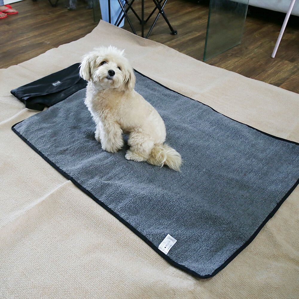 Dog Themed Outdoor Rugs: Waterproof Foldable Pet Dog Picnic Blanket Rug Travel