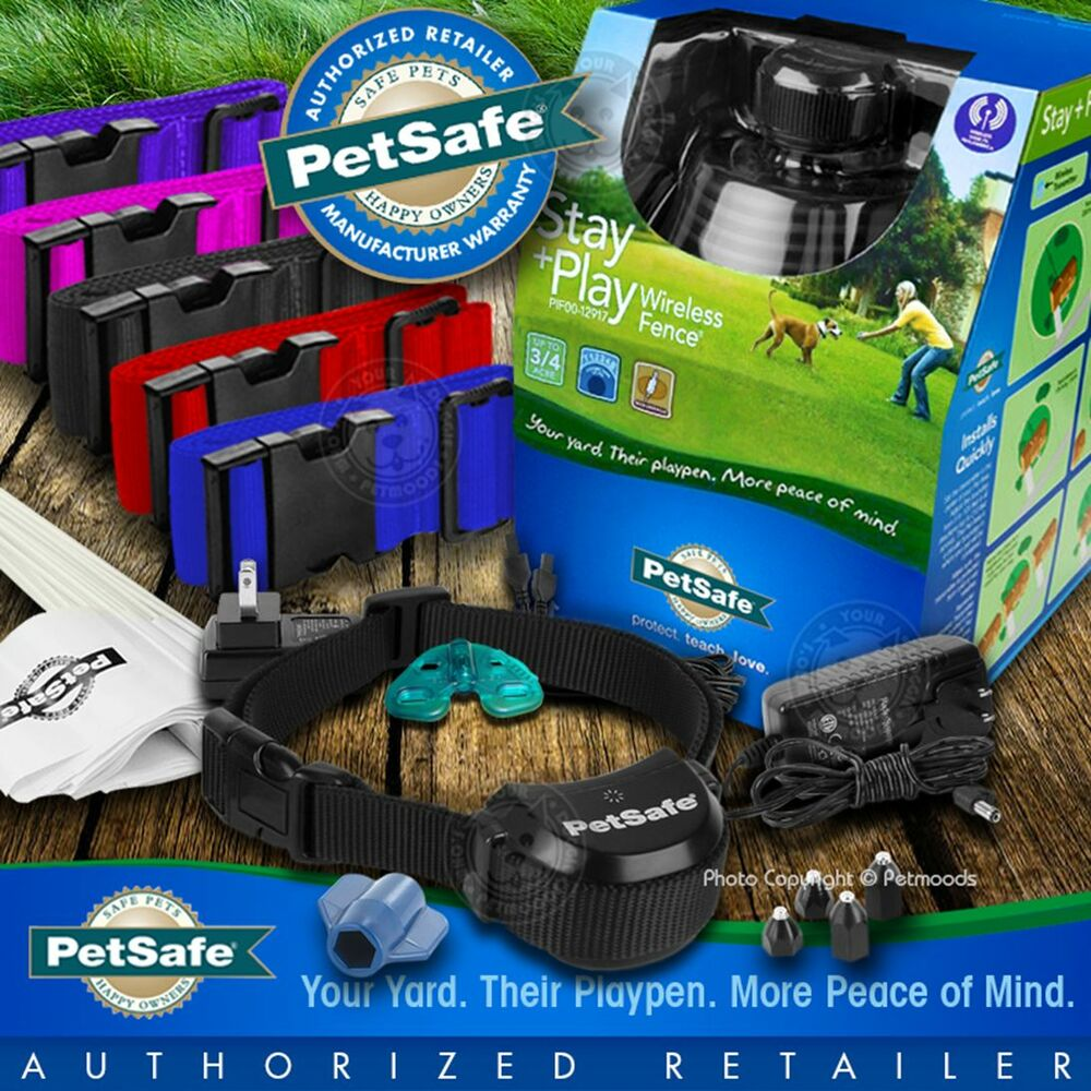 Petsafe Stay And Play Wireless Fence Pif00 12917