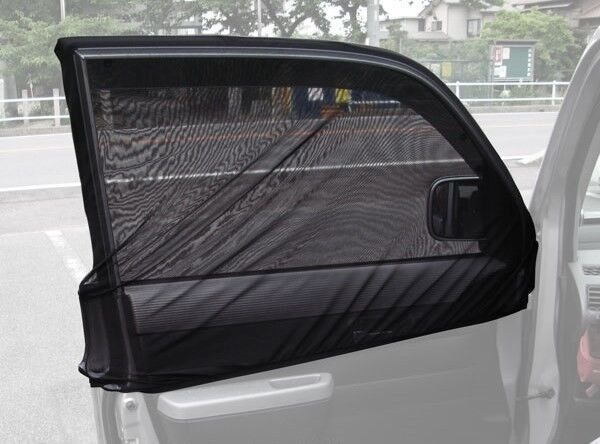 Anti Insect Mosquito Bug Car Window Net Front Door Mesh
