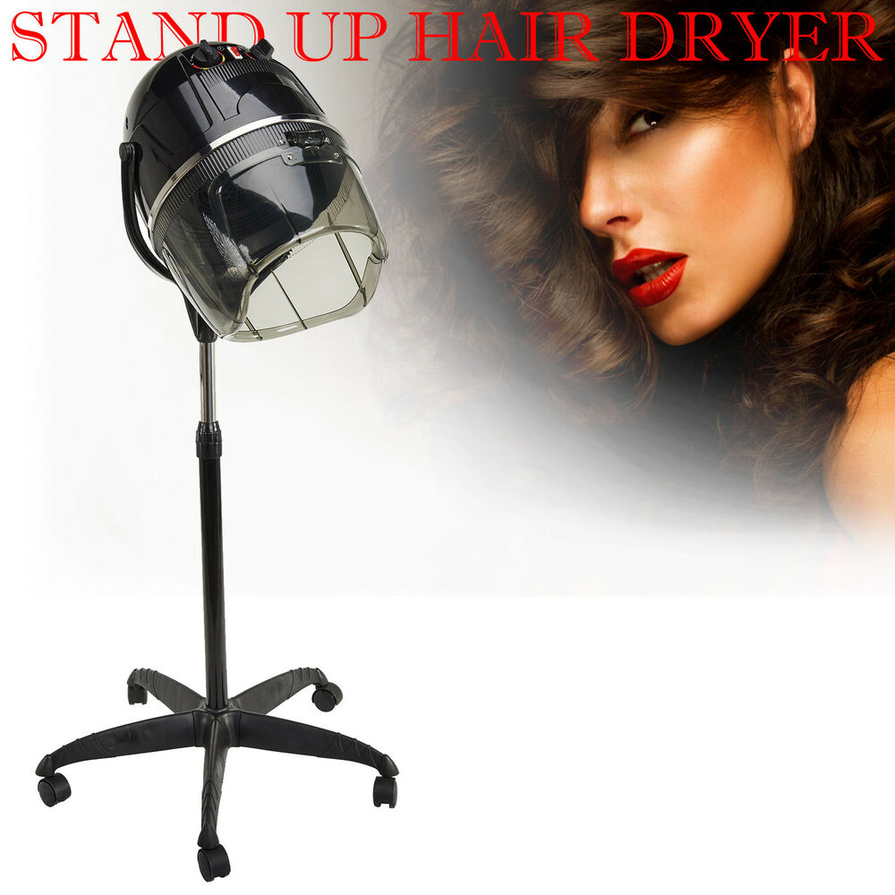 how to style hair with hair dryer professional salon bonnet stand up hair dryer styling w 5443