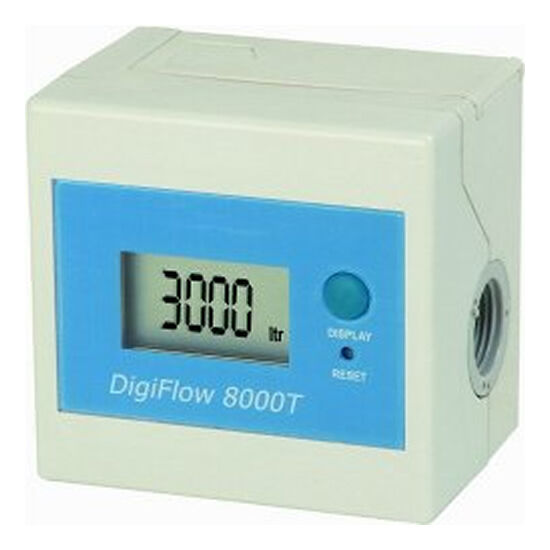 Electronic Water Flow Meter : Digiflow t digital water flow meter and monitor ebay