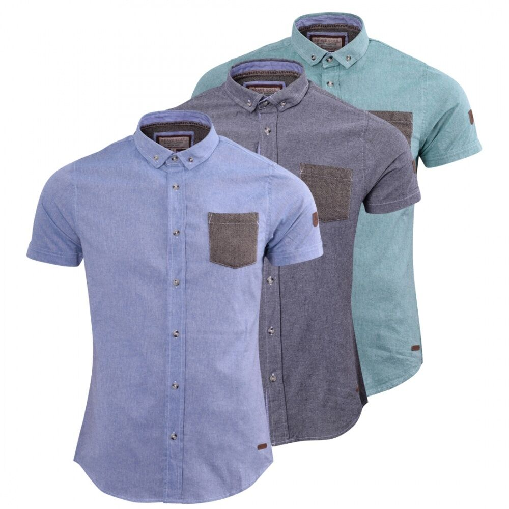 Discover the latest range of men's short sleeve shirts at ASOS. Shop for cotton short sleeve shirts in a range of colours and prints available today. your browser is not supported. To use ASOS, we recommend using the latest versions of Chrome, Firefox, Safari or Internet Explorer.