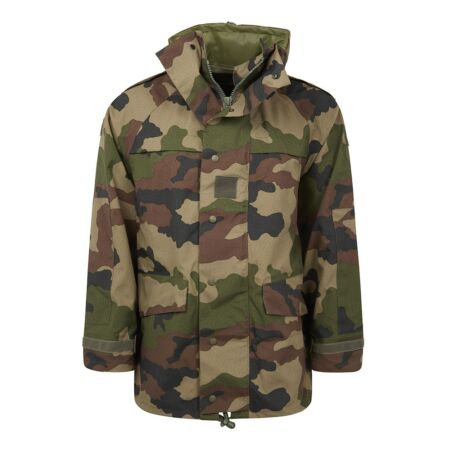 img-French Army Issue CCE GoreTex ECWCS MVP Waterproof Jacket Various Sizes