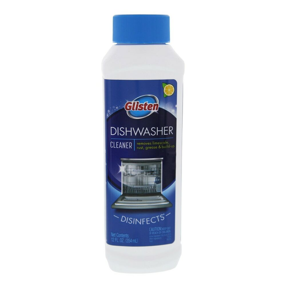 how to clean and disinfect a dishwasher