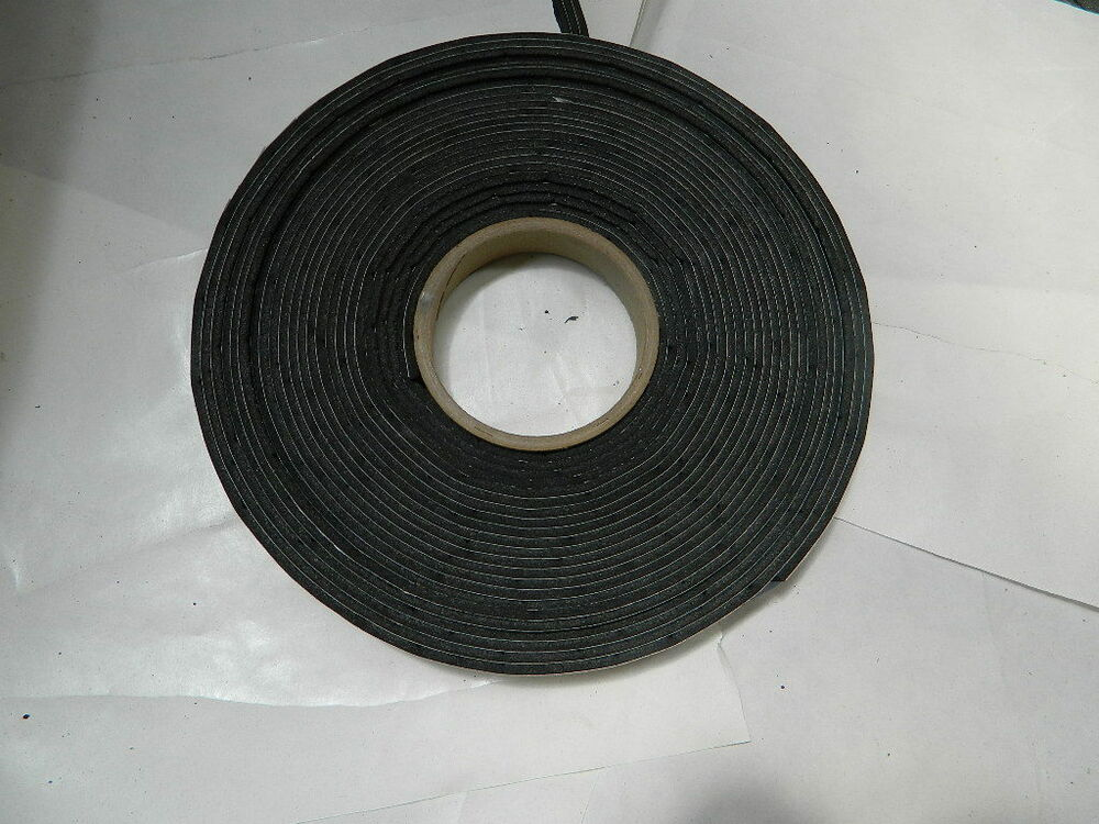 Adhesive Double Sided Foam Tape 3 4 Quot X 1 4 Quot X 38 Sticky