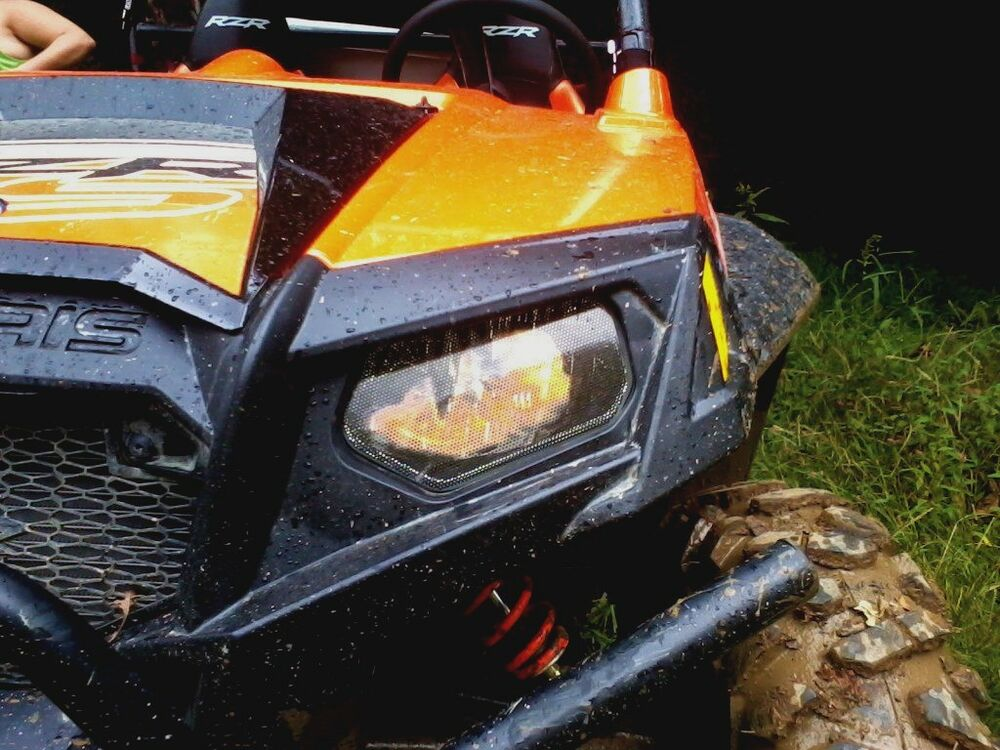 Polaris Razor 170 >> Polaris RZR 800-800S-900XP REAPER Eye's HEAD LIGHT COVERS MUST HAVE THIS ! | eBay
