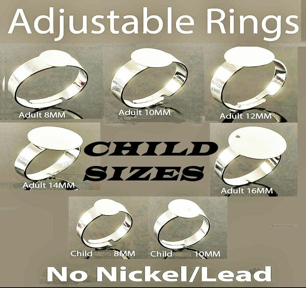 Adjustable Ring Childrens  S