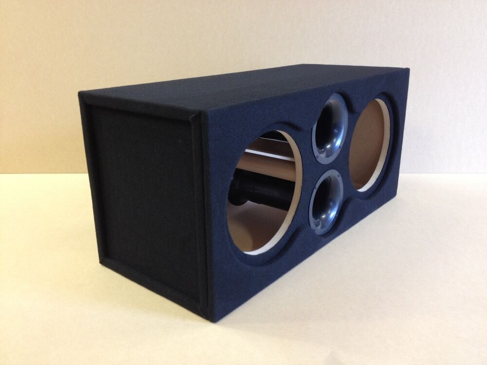Custom ported subwoofer box enclosure for 2 12 power for L ported sub box design