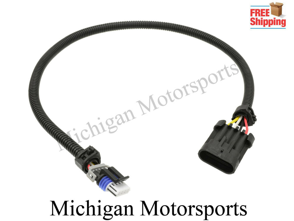Optispark nonvented wiring harness connector lt
